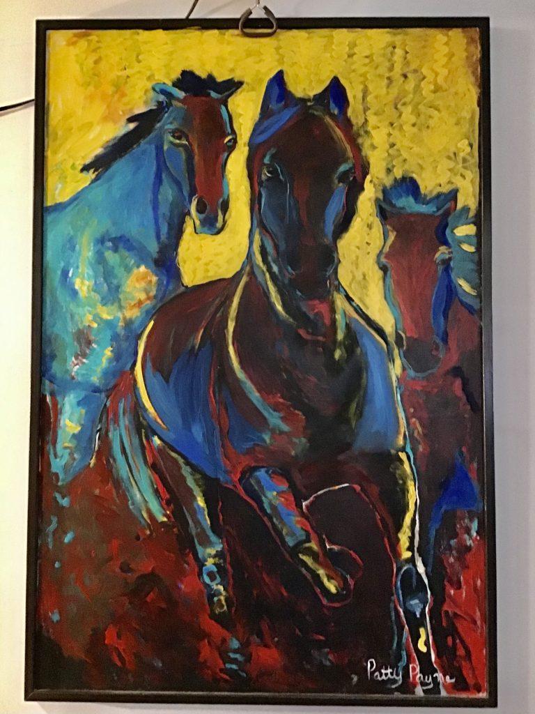 Paintings by Patty Payne